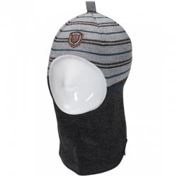 Шлем св.серый+т.серый, Элман, 70252