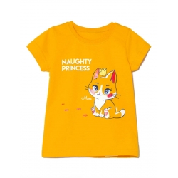 ДЖЕМПЕР 2110-100 , Кошка, Оранжевый
