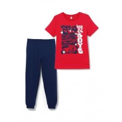 Комплект для мальчика, Красный, CSJB 50006-26
