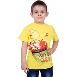 Футболка, лимон, Н002-5784