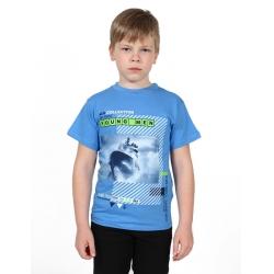 Футболка, синий, Н002-5945