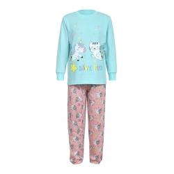 Пижама для девочки, 7-21-2