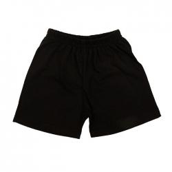 Шорты для мальчика, цвет черный, 05504-10