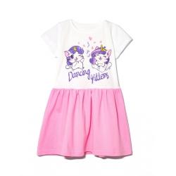 Платье 2141-178, Kittens Розовый