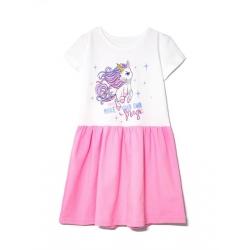 Платье 2141-178, Make magic Розовый
