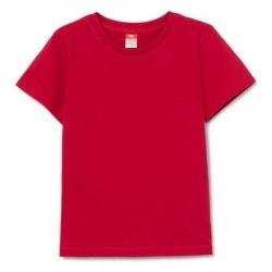Футболка детская, Красный, CAJB 62857-26