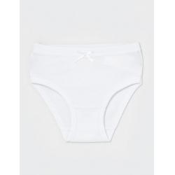 Трусы для девочки, Белый, CAKG 10030-20