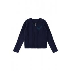 Жакет детский для девочек Diamina-Inf темно-синий, 922105006
