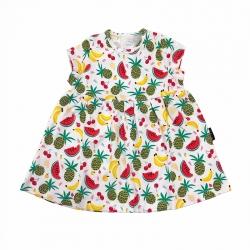 Платье дет. И-7580/фрукты