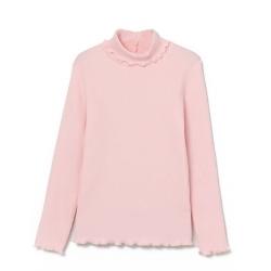 Водолазка для девочки, Розовый, CWKG 63029-27
