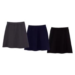 Юбка для девочки, Черный, CWJG 70061-22
