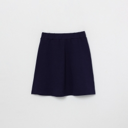 Юбка для девочки, Т.синий, CWJG 70061-41