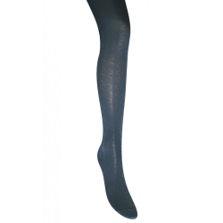 Колготки, темно -серый, 662