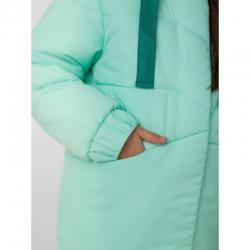 670 Пальто Рита , мятный