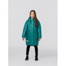 670 Пальто Рита , зеленый