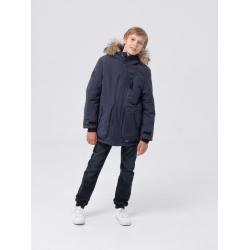 4130 Куртка Матвей , синий