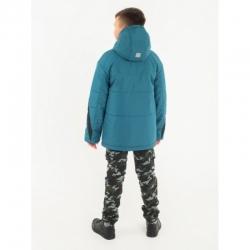 4104 куртка Лео зеленый