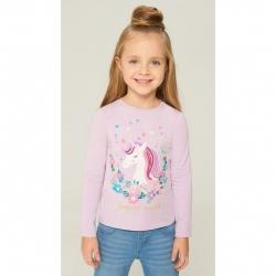 Джемпер для девочек, фиолетовый, 921102014 Éclair Éclair