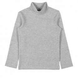 Джемпер для мальчика, серый меланж, CAJ 62443-1