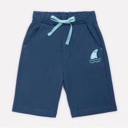 шорты для мальчика, К 4816/темно-джинсовый к1267