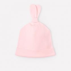 шапка детская, К 8091/карамельно-розовый(звери линейки)