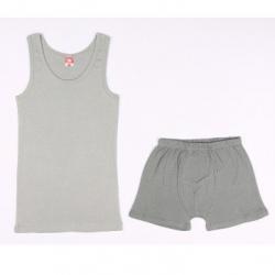 Комплект для мальчика, цвет серый CAJ 3341
