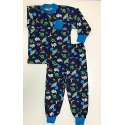 пижама д/м, динозавры, 1008к