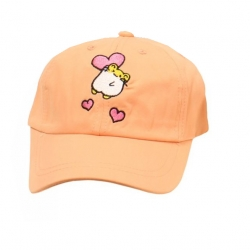 "Кепка ""Бейсболка"", оранжевый , Арт. 30141"