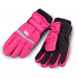 Перчатки,Цвет:Малиновый,3-005116-15