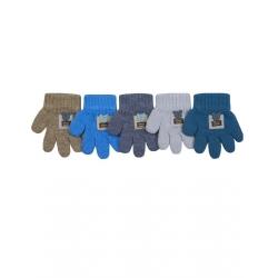 Перчатки детские, шерсть, Д.TG-081, Ассорти