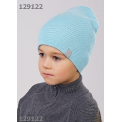 Шапка детская, голубой, 901107ха