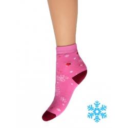 Носки детские, розовый - 2559 , Арт.ПФС102