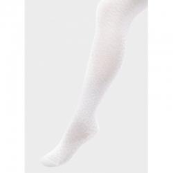 Колготки для девочки,КД118, цвет белый