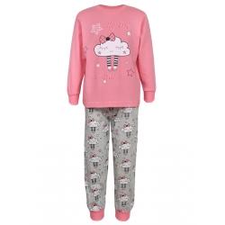 Пижама для девочки, 7-19-1