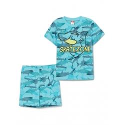 Комплект для мальчика,Голубой, CSKB 50047-43