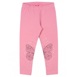 """Брюки модель """"леггинсы"""" для девочки Розовый, CWK 7911 (241)"""