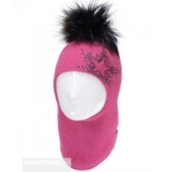 Шлем Бэкки, т.розовый, Арт.70332