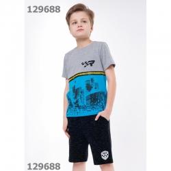 Джемпер для мал. голубой, 814992/87кд_пп2