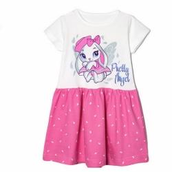 Платье, Набив/Розов, 2141-178, Pretty angel