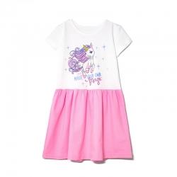 Платье, Make magic, Розовый,2141-178